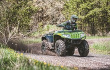 Arctic Cat Recreational ATV