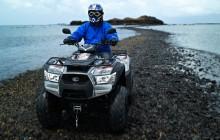 Kymco ATV Seashore