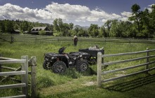 Polaris Utility ATV
